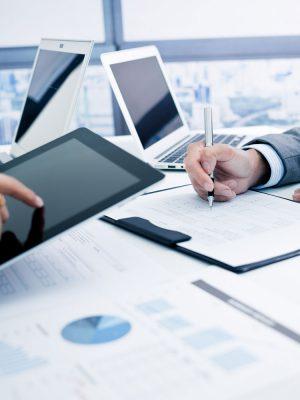 Sodobne tehnološke rešitve v računovodstvu